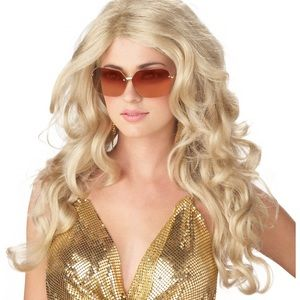 Sexy Super Model Wig for Halloween Costume